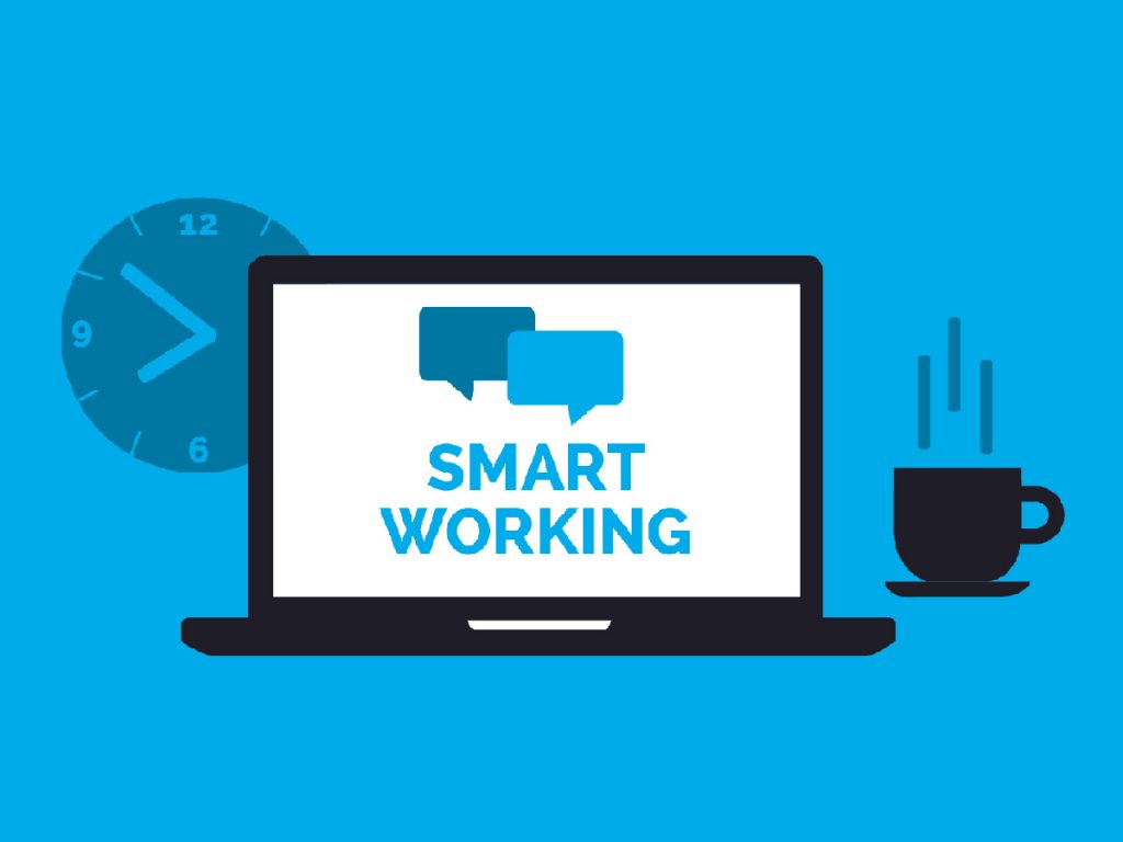 Pillole di cerimoniale - Smart working